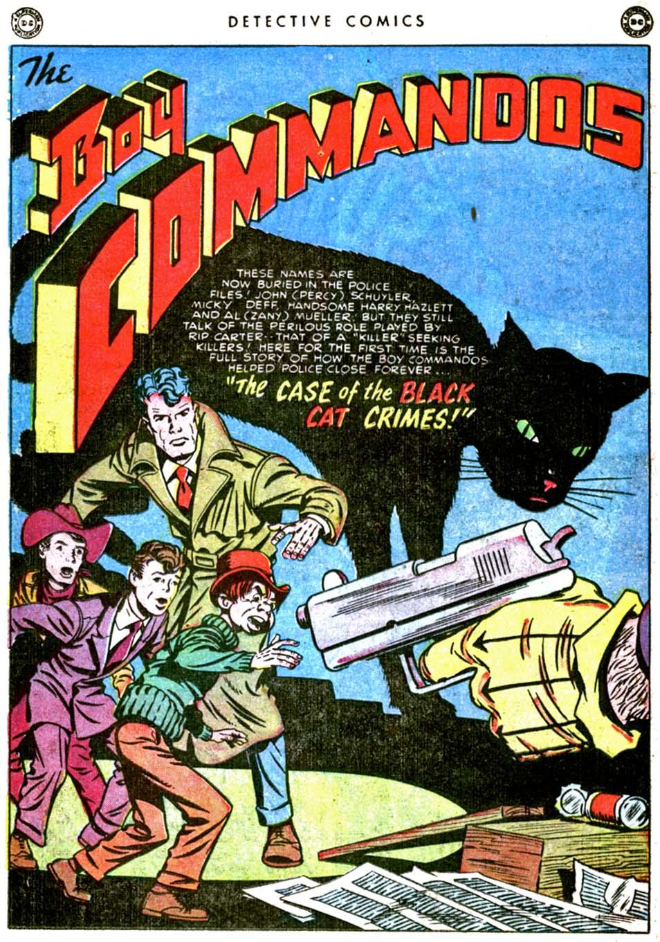 Read online Detective Comics (1937) comic -  Issue #144 - 38
