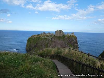 Dunnottar Castle Stonehaven Escocia