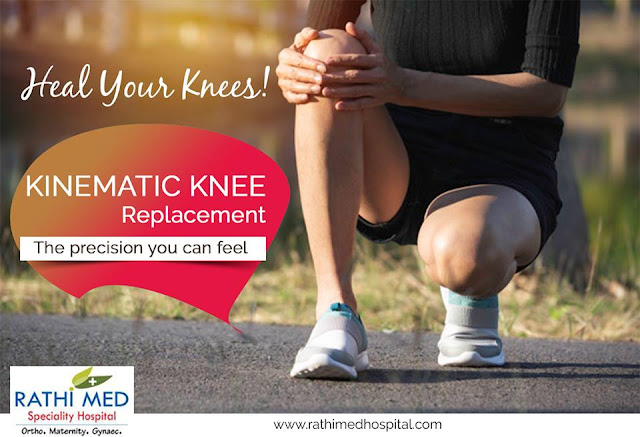 kinematic knee replacement in chennai