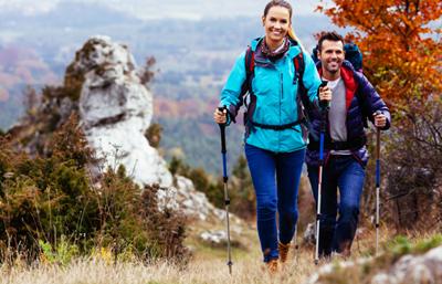 25 kata romantis pendaki gunung
