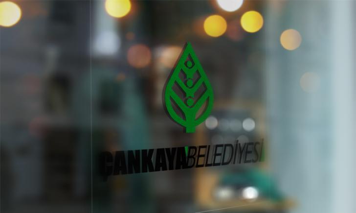 Ankara Çankaya Belediyesi Vektörel Logosu