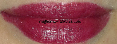 Alexandra-burke-MUA-make-up-academy-lip-boom-its-a-situation-swatch-review