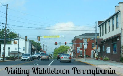 Things to See and Do in Middletown Pennsylvania