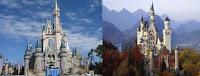 I castelli della Walt Disney: reali residenze esistenti per davvero (PRIMA PARTE)