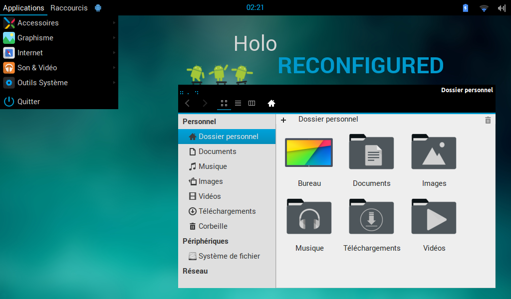 jfn linux project: 9 Great Linux XFCE Themes