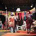 """Domingo de muito teatro no Galpão das Artes com a encenação de """"O Peru do Cão Coxo"""