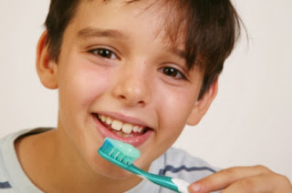Boy brushing teeth funny jokes