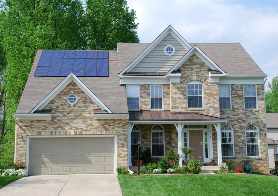 Greencyclopedia solar power at home now easier than ever for Being your own contractor building home
