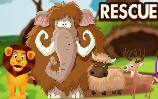 MeenaGames Forest Animal Rescue Escape