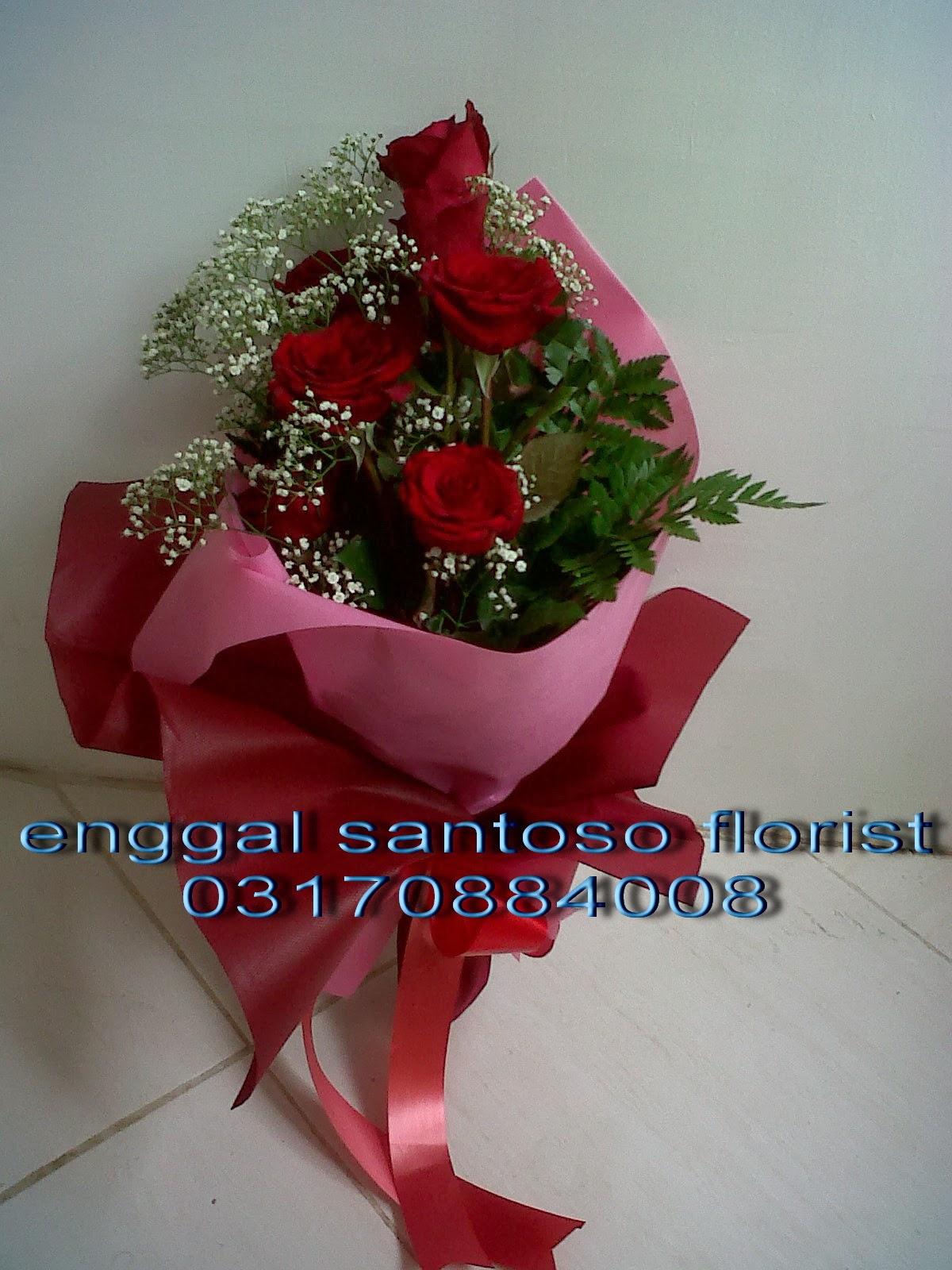 bunga fourhand toko bunga surabaya