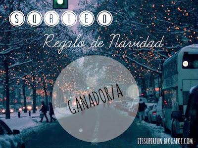 Ganador/a del #SorteoNavidadSF