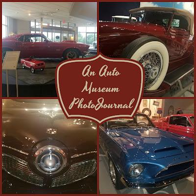 An Auto Museum PhotoJournal on Homeschool Coffee Break @ kympossibleblog.blogspot.com