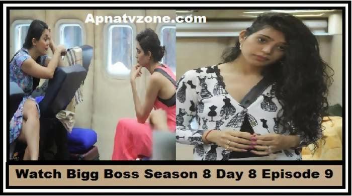 Bigg boss 8 27 oct episode : Hot gossips of tollywood actress