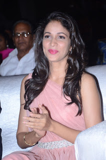 lavanya tripathi at Srirastu Subamastu event