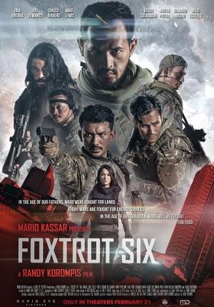 Poster Foxtrot Six