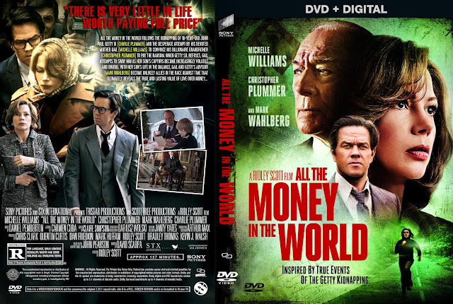 All The Money In The World DVD Cover