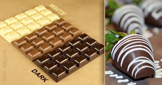 Resep & Cara Membuat Coklat Valentine Yang Mudah Sendiri