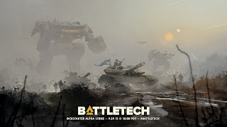 Battletech 2017 Wallpaper 1920x1080