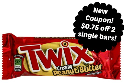 coupons for twix bars
