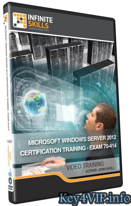 Tài lệu và Video học MCSE Microsoft Windows Server 2012 Certification Training - Exam 70-414