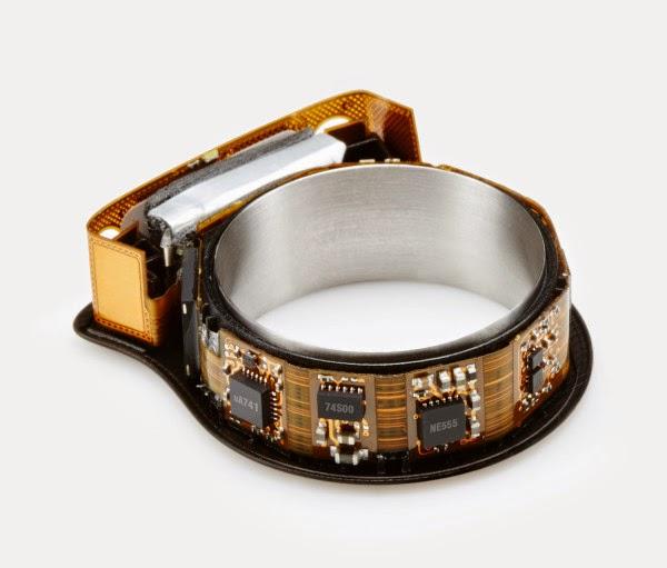 Joyeria y tecnologia unidos en un anillo