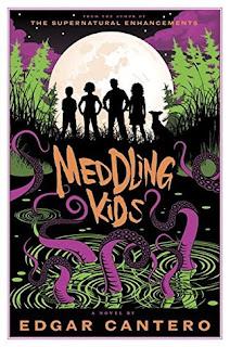 Edgar Cantero's Meddling Kids