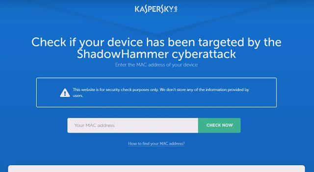 Waspada, Update Asus Berisi Malware