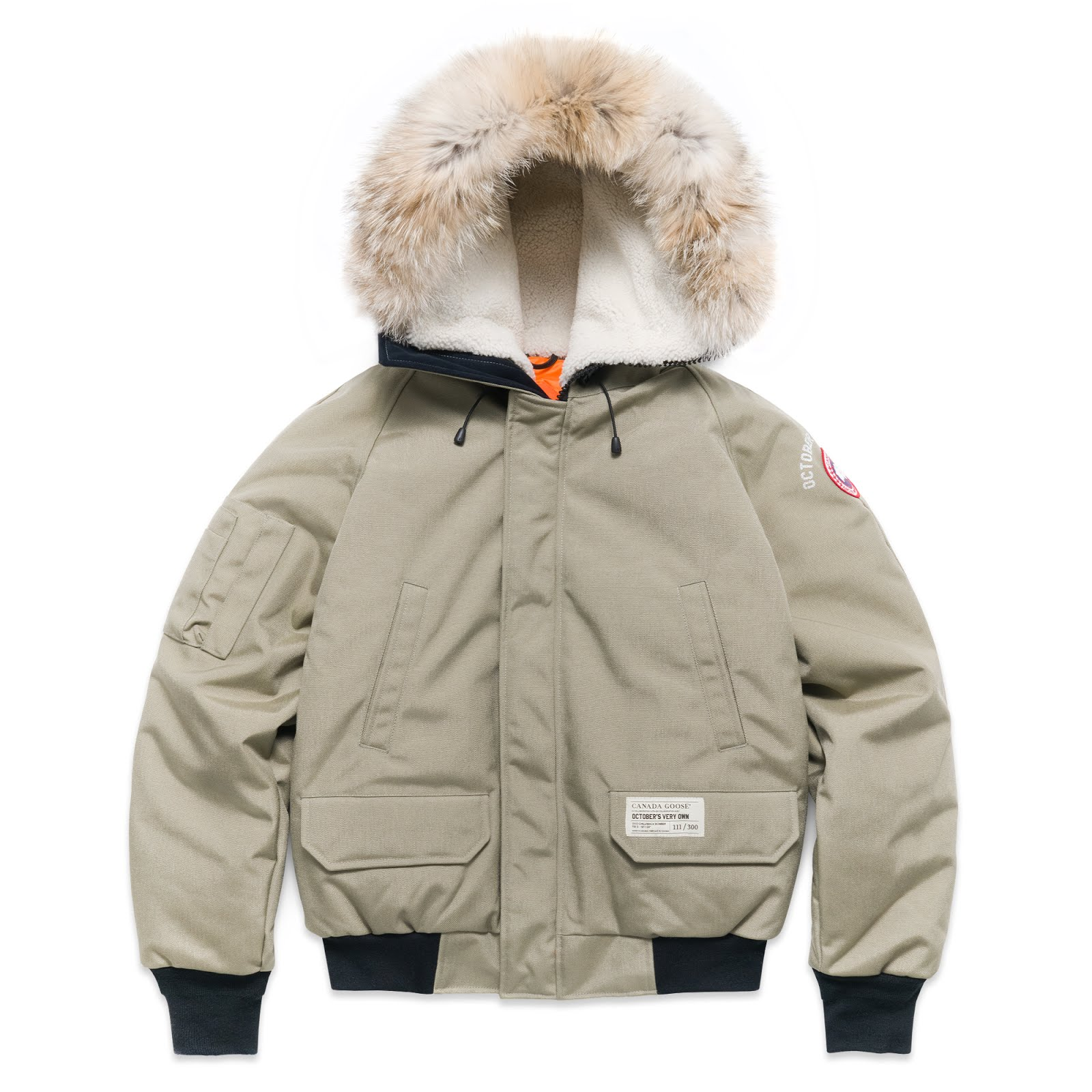 4530c708a8d Canada Goose Ovo Chilliwack Bomber