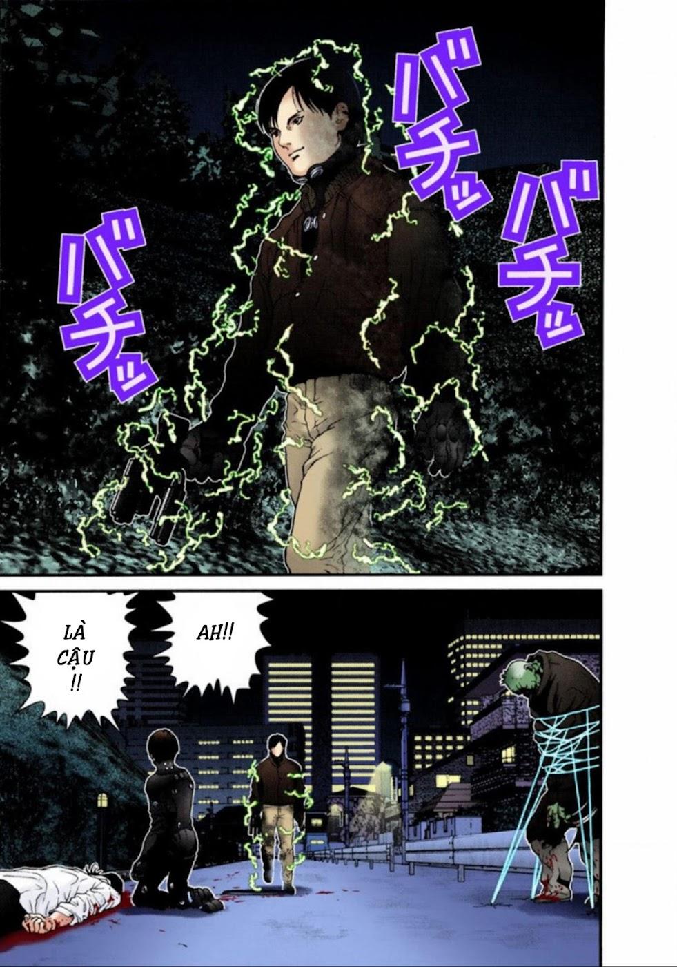 Gantz Chap 17: Phát bắn trang 13