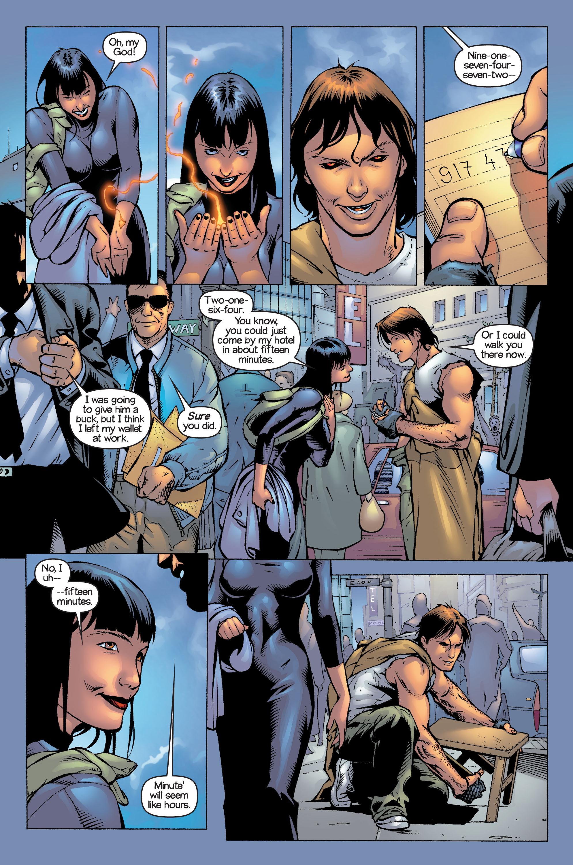 Read online Ultimate X-Men comic -  Issue #13 - 10