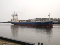 Elisabeth Container Ship