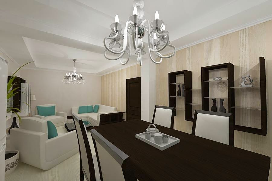 Design interior case vile moderne in Bucuresti