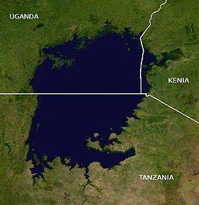El origen del Nilo es el lago Victoria