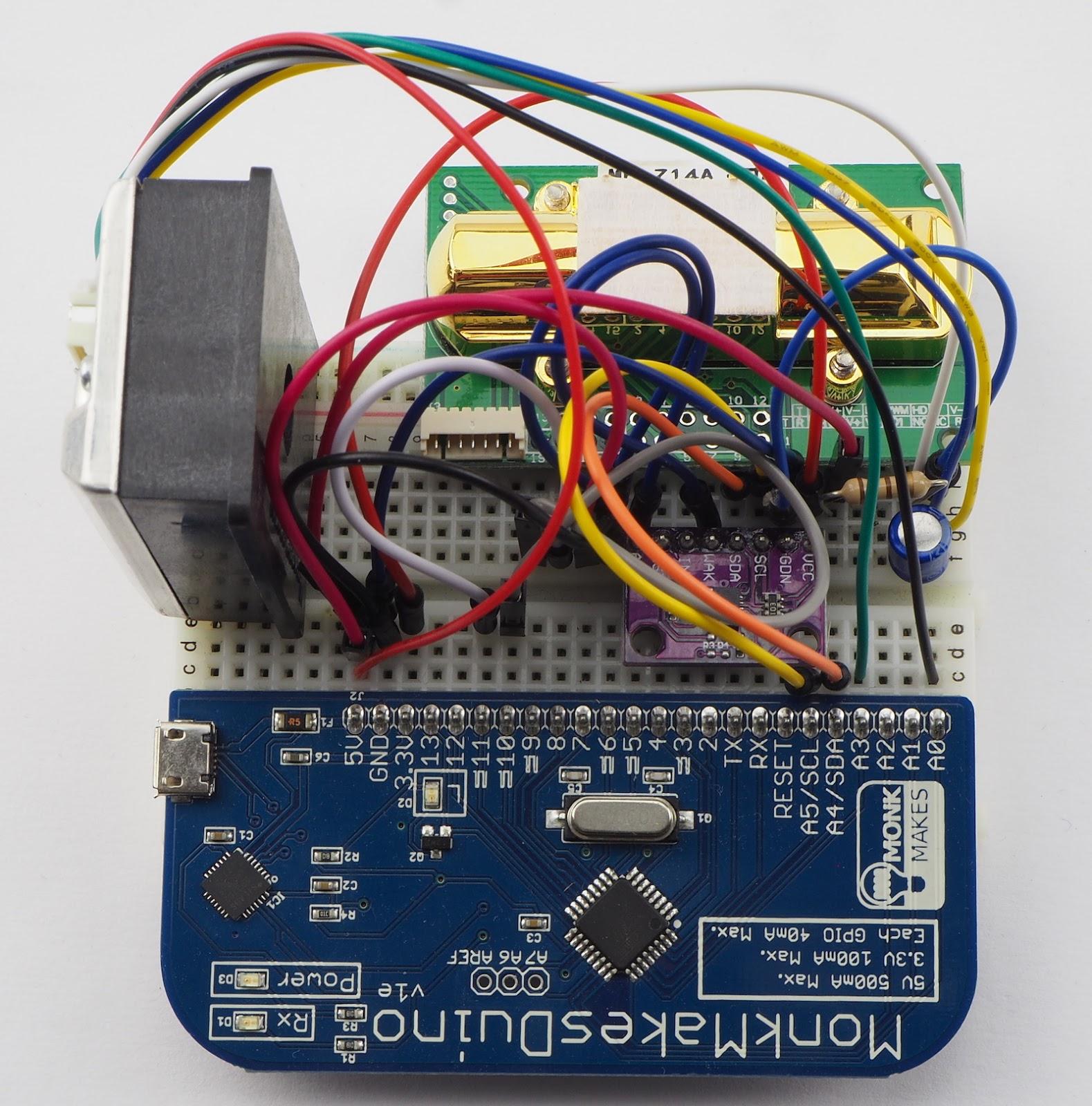 A3 electronics