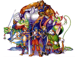 game BREATH OF FIRE 2