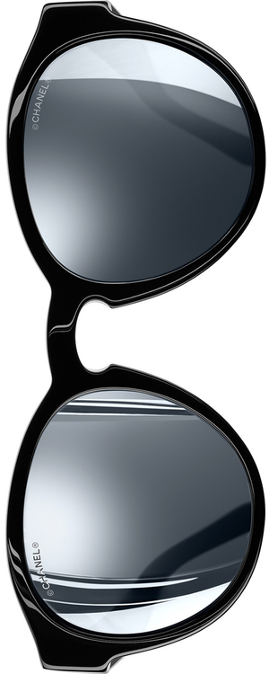 Chanel Pantos Signature Sunglasses