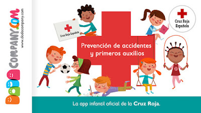 Prevención de Accidentes: la app de la Cruz Roja