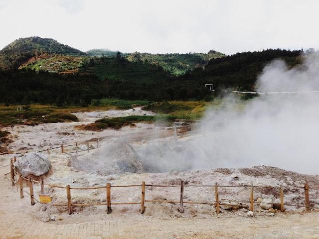 Tempat Wisata Keluarga di Wonosobo Dieng Plateu