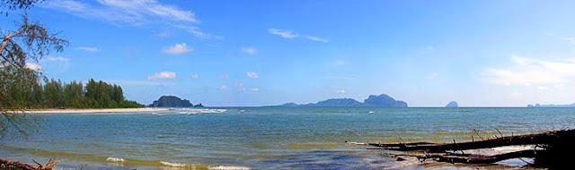 Trang Islands at Pak Meng Beach