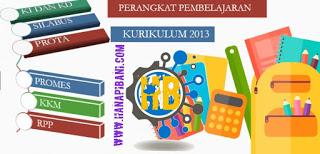 RPP Kelas 4 SD/MI Semester 2 Kurikulum 2013 Revisi 2019