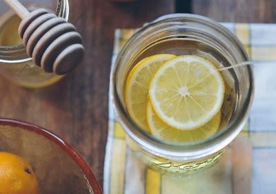 QSN: agua con limón