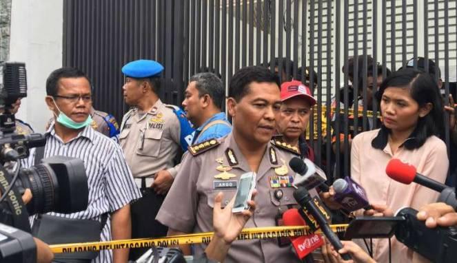 Demo Mahasiswa di Depan Istana Dibiarkan sampai Malam, Ini Kata Polisi