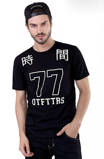 77 Outfitters | Kaos Pria HRCN Original