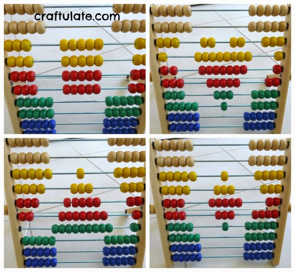 Abacus for beginners