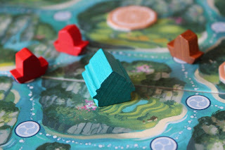 Yamatai boat placement for building