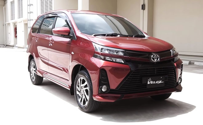 2019 Toyota And Daihatsu Launched The Avanza-Veloz And
