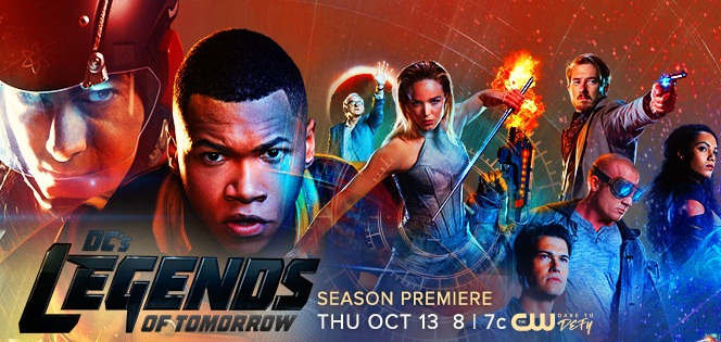 Legends of Tomorrow sezonul 2 episodul 2