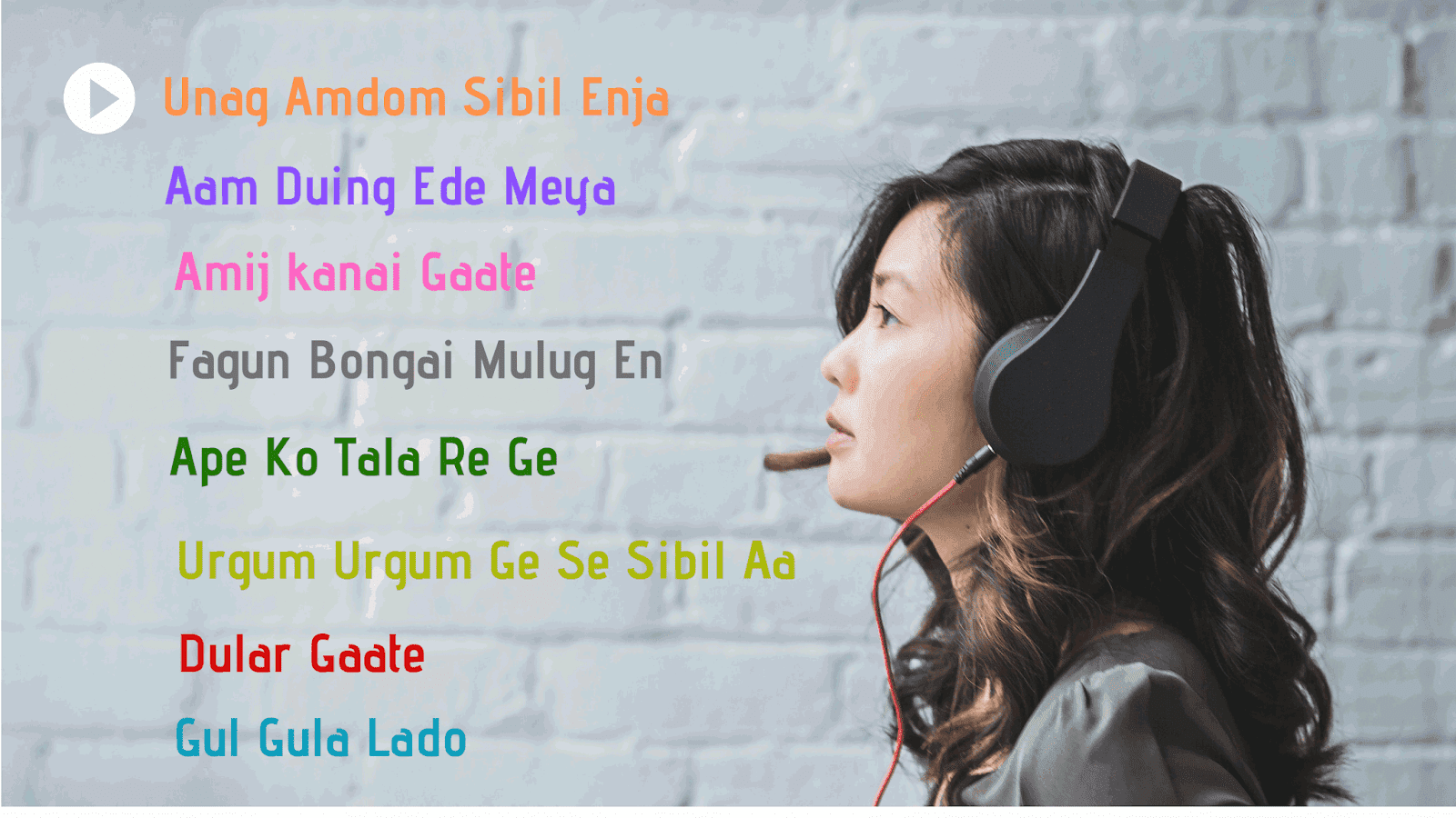 Top 8 Superhit Traditional Santali mp3 Song