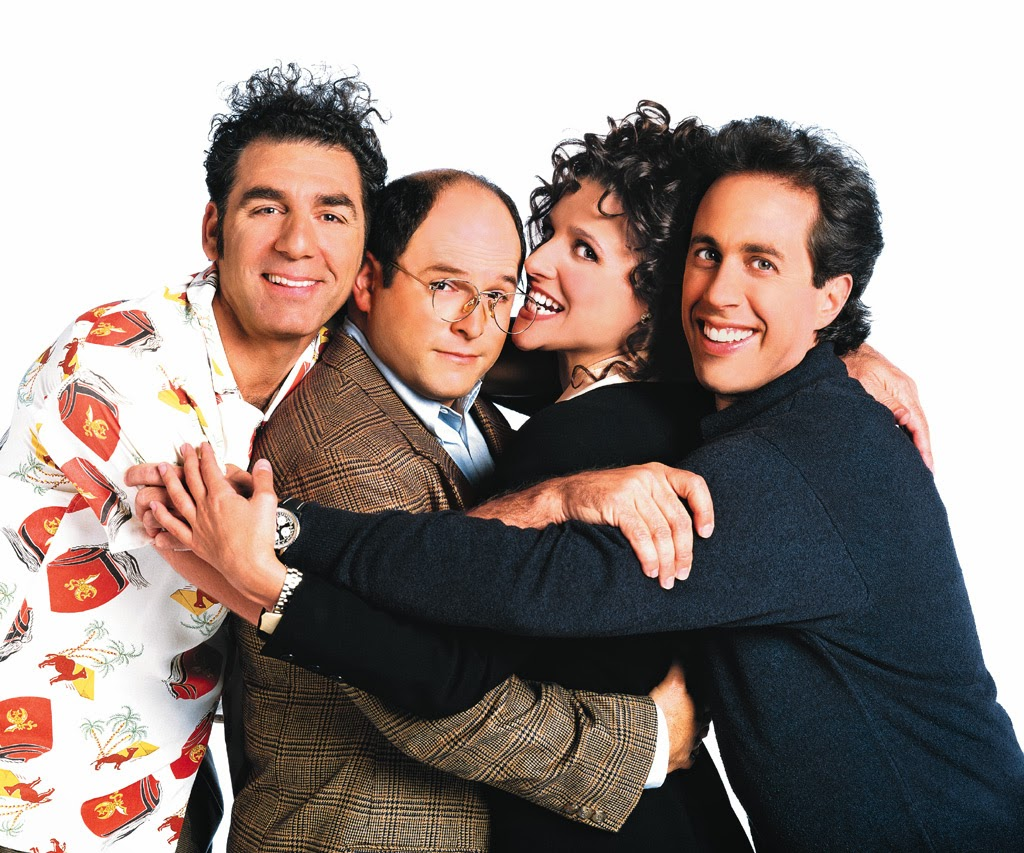 seinfeld cast reunion michael richards jason alexander julia louis dreyfus jerry seinfeld