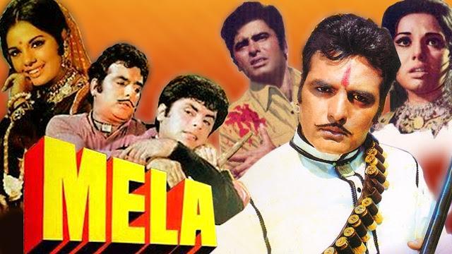 Mela (1971) Hindi Movie Ft. Sanjay Khan and Feroz Khan Full HDRip